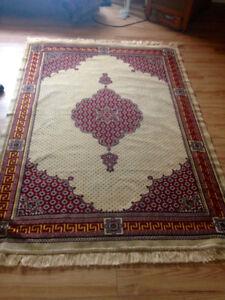Turkish area rug