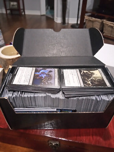 500+ MTG Cards Bulk Commons & Basic Lands