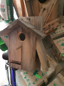 For Sale Assorted Nestboxes $30-$35