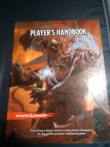 D&D Player's Handbook (5th Edition) (USED)