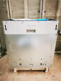HOTPOINT Aquarius LTB4B019 Full-size Integrated Dishwasher RRP £299