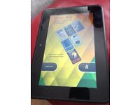 Amazon Kindle Fire HD in excellent condition 16gb adult or kids tablet
