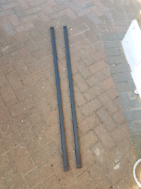 Thule roof bars in very good condition 135cm