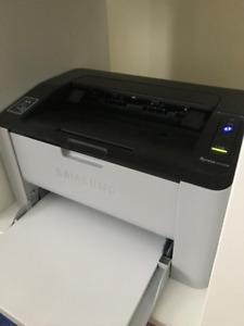 Samsung M2020W laser printer (with toner)