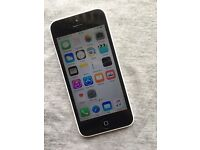 iPhone 5C 02 / Giffgaff/ Tesco Very good condition