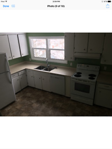 Three bedroom semi for rent