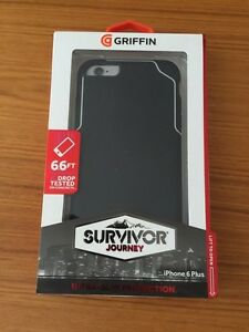SURVIVOR JOURNEY Case for iPhone 6 Plus & 6S Plus 7 Plus