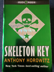Alex Rider Spy Novel Series: Skeleton Key (Book 3)