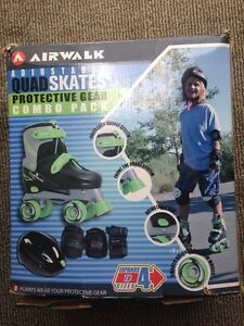 Kids Youth Roller skate kit.