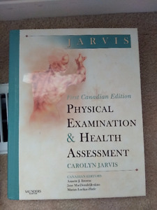 Jarvis Physical Examination & Health Assessment 1st ed Saunders
