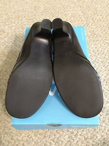 Size 38 (8) Brown Leather Women's Shoes Peterborough Peterborough Area image 6