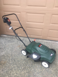 Black And Decker 18 Inch Electric Lawnmower