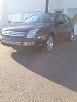 2006 Ford Fusion Fully Loaded Low KM