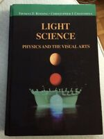 Light science physics and the visual arts