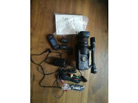 Canon XH A1 3CCD HD Mini DV Camcorder - little used with plenty of accessories