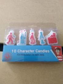 Bulk buy Where's Wally Candles