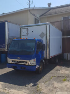 Camion Sterling , fuso , 2008 145 000 km