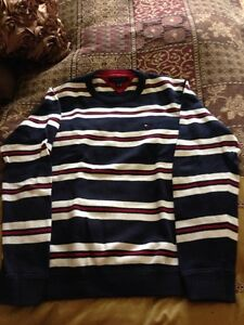 Mens Large Tommy Hilfiger Sweaters Cambridge Kitchener Area image 1