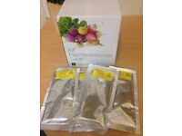 Seeds and growing kit.