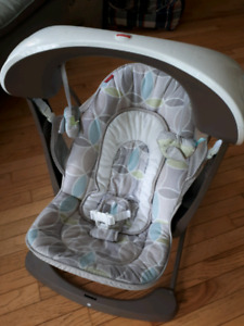 Fisher Price Take Along Baby Swing and Seat