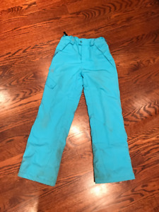 Spyder Girl's Olympia Tailored Snow Pants  - Size 14