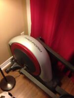 Almost new elliptical for sale