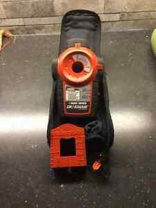 Black & Decker Crosshair laser level