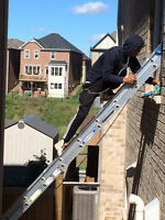 No Experience Required. $16/h Residential Window Cleaning