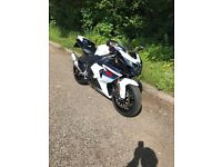 GSXR 1000, genuine low miles, immaculate condition