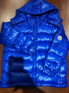 "Authentic MONCLER ""Maya"" Kids Winter Coat"