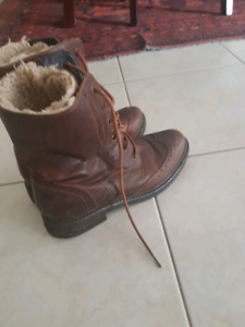 girl size 8 winter boots