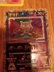 Pokemon Ancient Mew New Sealed Promo