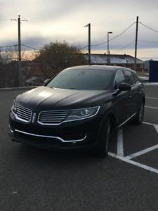 Lincoln MKX 2016 - Transfert de bail