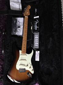 Deluxe USA Fender Stratocaster