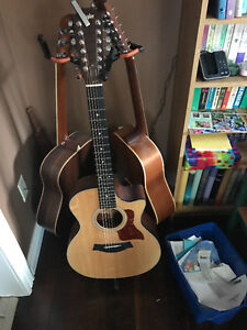 Looking to Trade a Taylor 12 String for Taylor 6 String