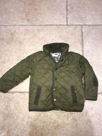 'Name it' padded jacket