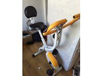 Like new exercise bike