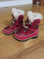 Sorel Toddler size 8 Winter boots
