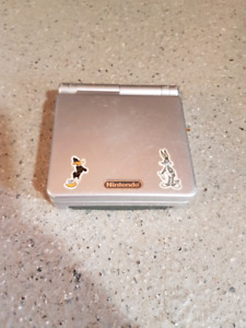 Gameboy Advance SP w/ charger and game