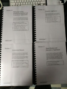 CSA G2 Gas Technician book - Paper Version 130$