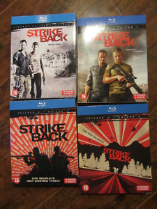 DVD: Strike Back