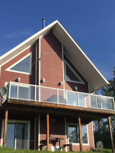 Year Round Lake Living @ Lake of the Prairies on over .6 acres