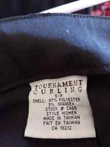 Curling Wear and Shoes size 8 women's   Kawartha Lakes Peterborough Area image 5