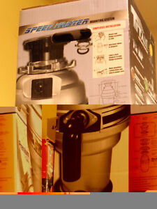 11/4 HP Brand New FOOD WASTE DISPOSER