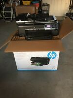 Hp office jet 7500A