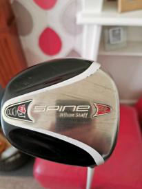 Wilson Spine golf driver 9 degree (stiff)