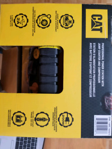 CAT jump starter for car /booster/multi functional..New in box