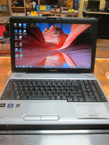 Toshiba Satellite L500D Notebook For Sale At Nearly New