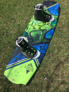 Planche wakeboard Liquid Force Classic hybride 146 cm