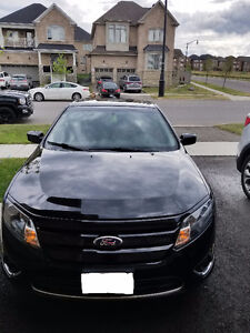2012 Ford Fusion SE with Sports Package